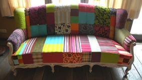 Ecoseat sofa's